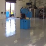 Industrial Epoxy Floor