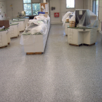 Epoxy Industrial Floor