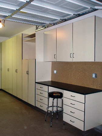 Cabinets - Epoxy Garage Guy